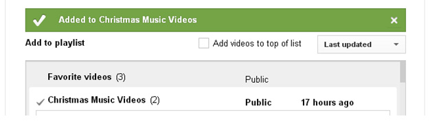 Christmas Music Youtube Playlist.How To Make A Youtube Music Video Playlist